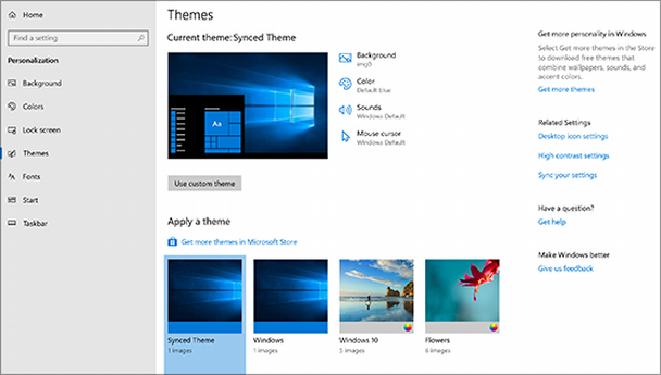 Themes Settings For Windows 10 Beautiful Wallpaper Images Desktop Background Pictures Cute Desktop Wallpaper