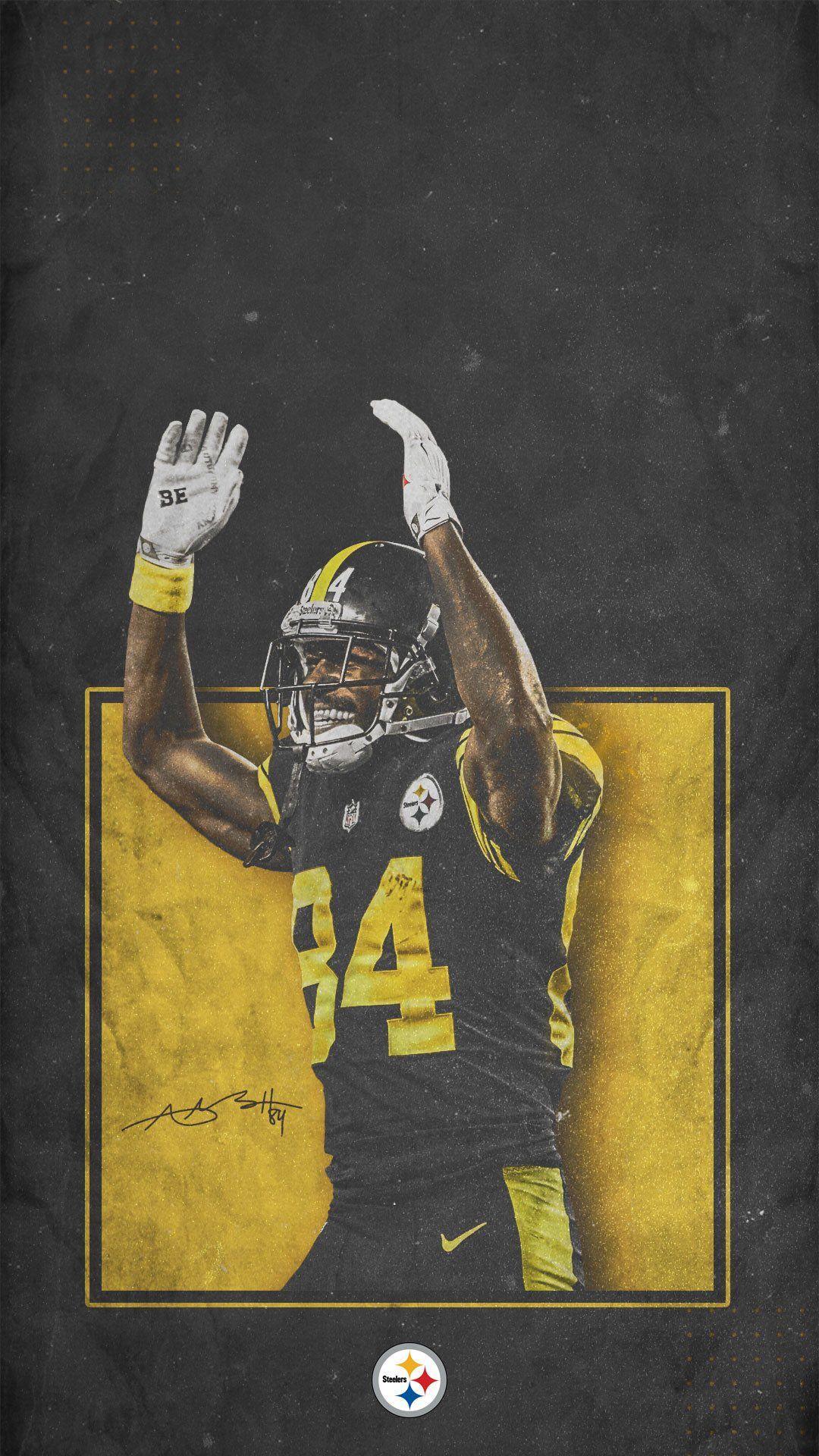 Juju Steelers Iphone Background【2020】 デザイン, アイデア, スポーツ