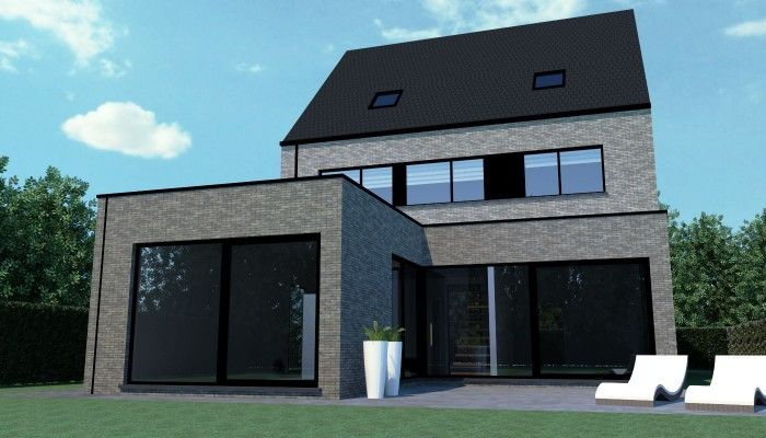 Halfopen bebouwing voorbeelden google zoeken house in for Architect zoeken
