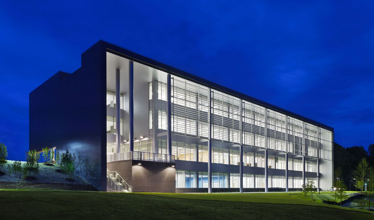 Gallery of Buildings A, B and D / Pearce Brinkley Cease