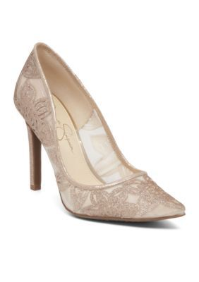 cfc4345f2a96 Jessica Simpson Charese Pump