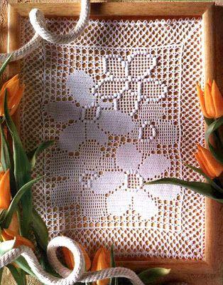 Materiales gráficos Gaby: Carpetas tejidas