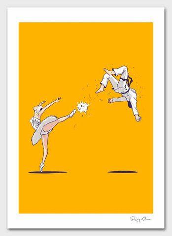 Dance 1 - Judo 0