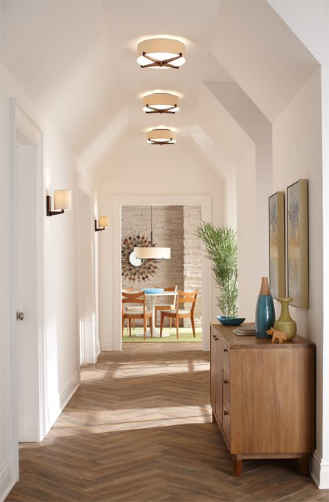 Hallway Lighting Ideas The Home Depot Entryway