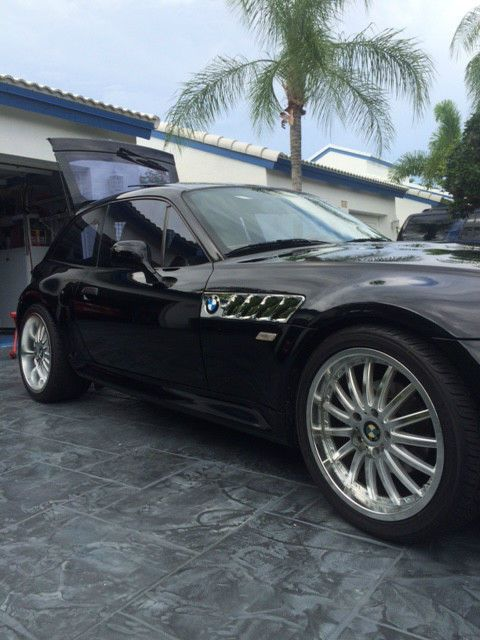 Car Brand Auctioned:BMW: Z3 Coupe Coupe 2 Door 2000 Car Model Bmw
