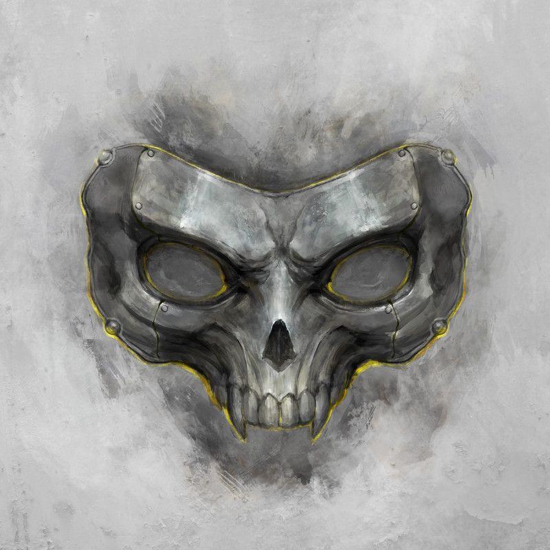 Artstation Persona 5 Masks Daniel Kamarudin In 2021 Persona 5 Mask Mask Painting Persona 5