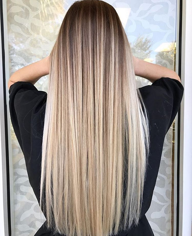 Hair Inspo For Ivy Lower Maintenance Blonde Balayage Straight Hair Long Hair Images Balayage Hair Blonde