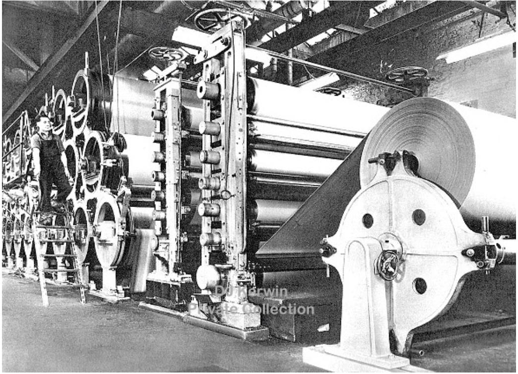ELPM Machine Bill Curry