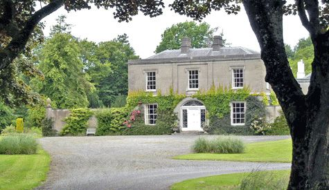 irish georgian house - Google Search   Castle Gillian   Pinterest ...