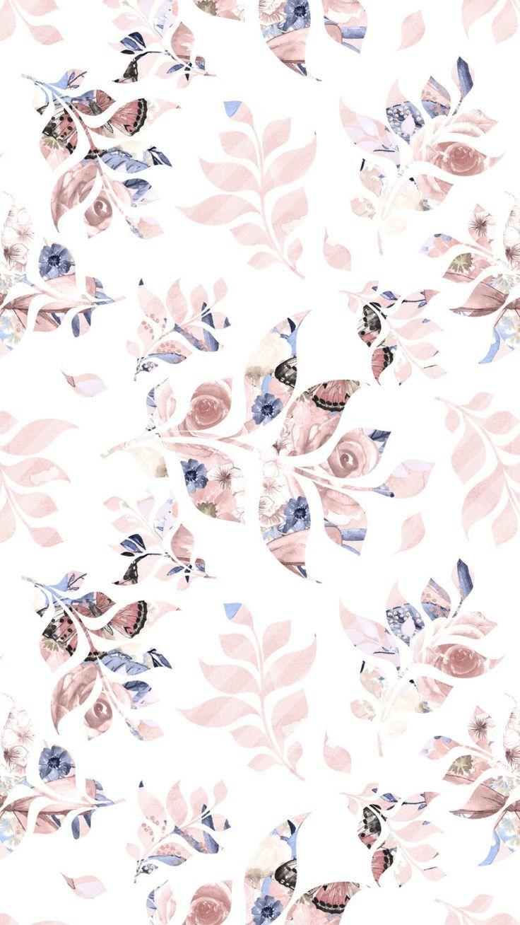 Schöne 21   Best Wallpaper Ideen   Flowery wallpaper, Iphone ...