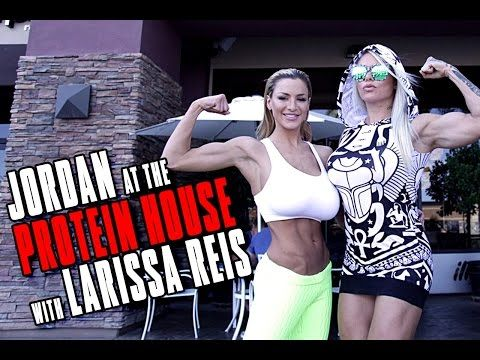 Visiting Larissa Reis At The Protein House In Las Vegas Larissa Reis Larissa How To Stay Healthy