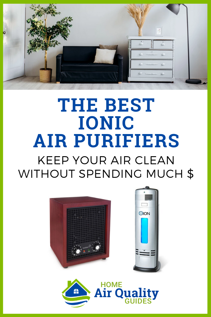 Best Ionic Air Purifier Reviews (Ionizer Air Cleaner