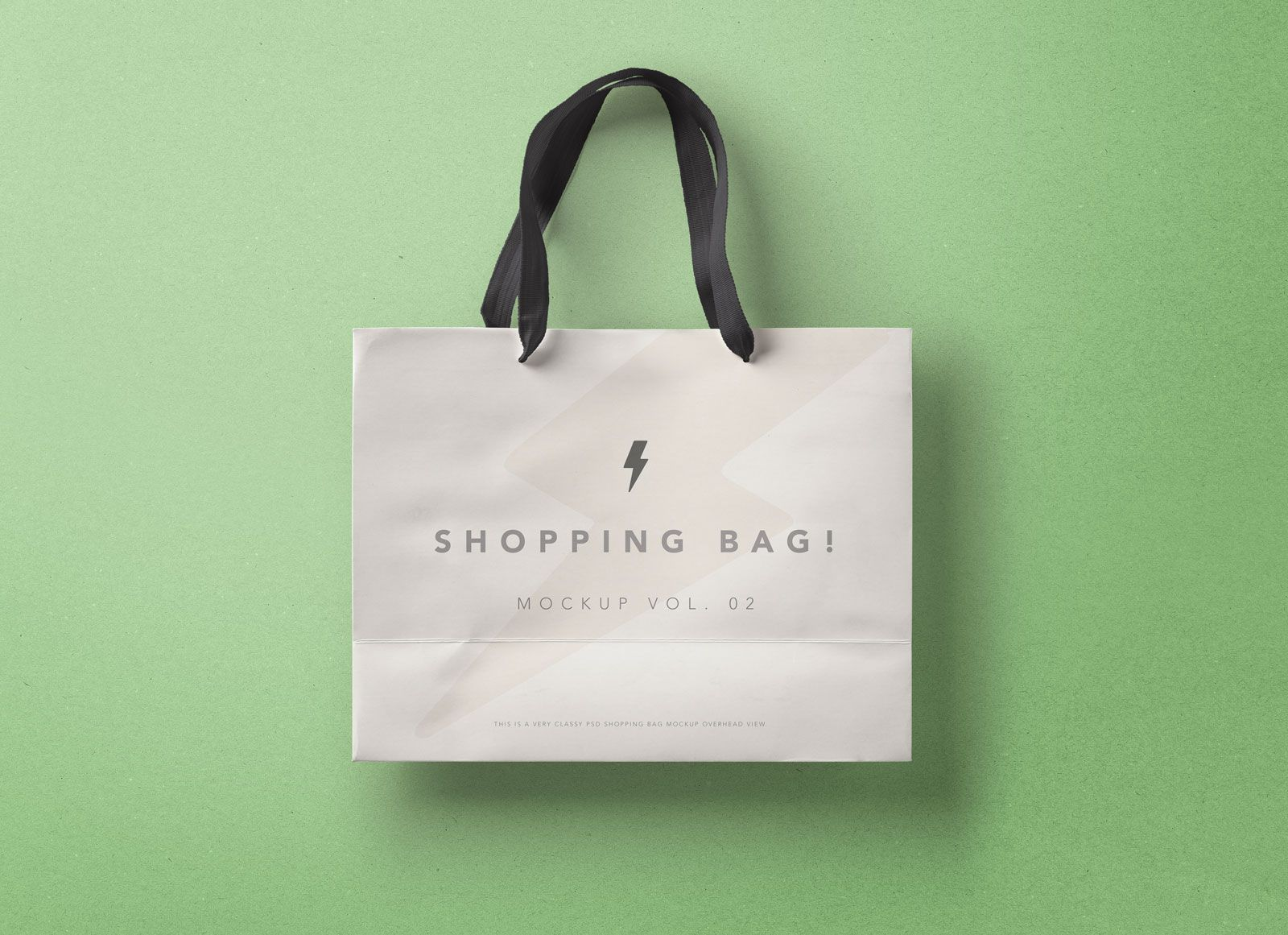 Download We Are Here With Yet Another Ultra High Quality Shopping Bag Mockup Psd Place Your Logo Design Typography Logotypes Or De Bag Mockup Bags Paper Shopping Bag