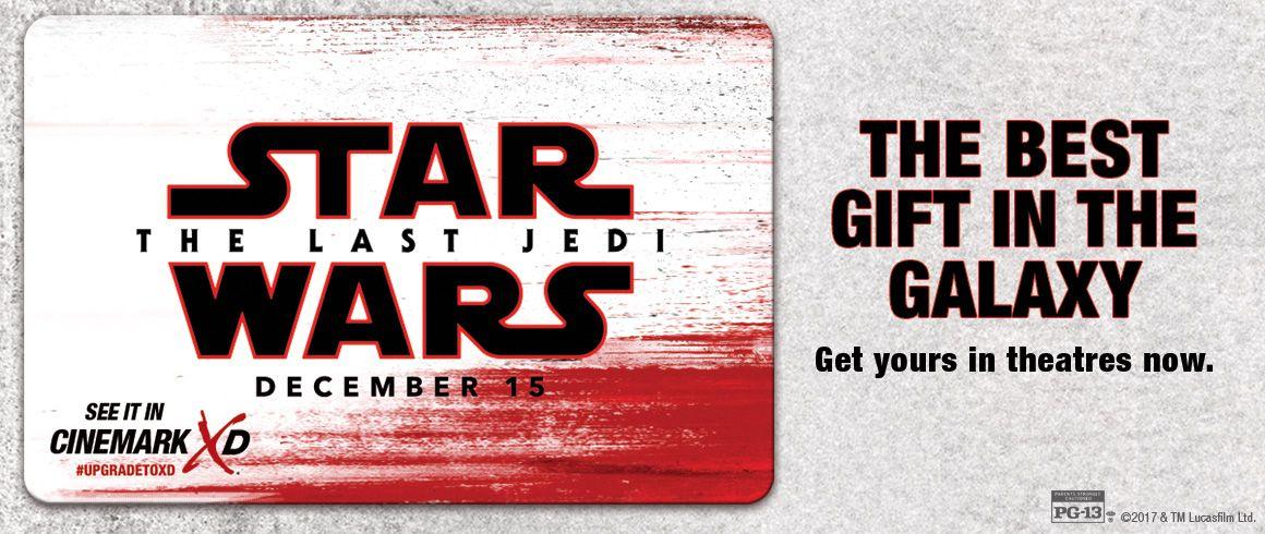 Cinemark Gift Cards