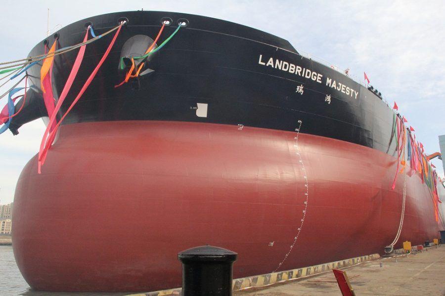 Fredriksen's SFL seals newbuild VLCC deal with Landbridge