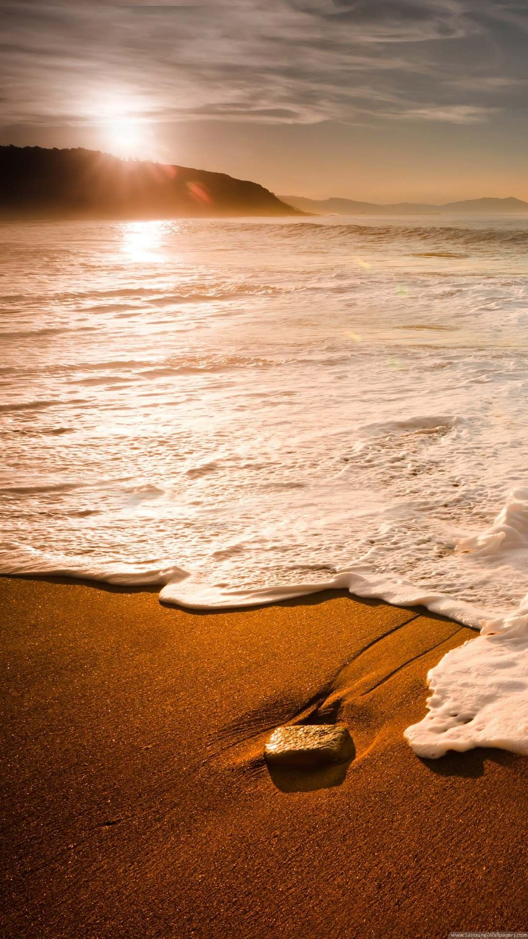 Beach Wave wallpaper | 1920x1200 | #3952