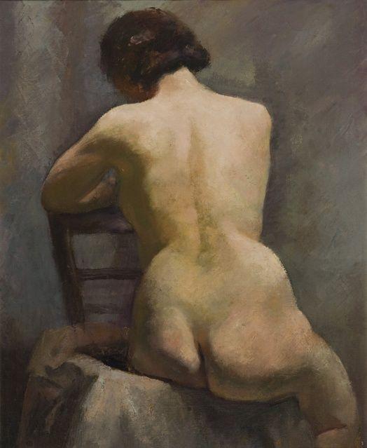 Lois Mailou Jones - Nude Study (1938)