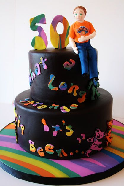 50th Birthday Cakes NJ