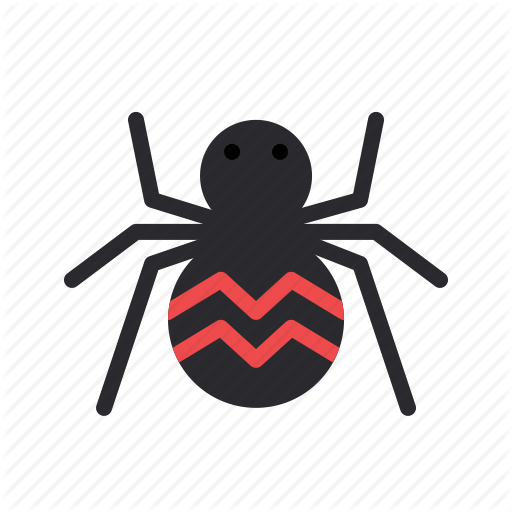 Bug Evil Fly Halloween Insect Pest Spider Icon Download On Iconfinder Insects Evil Pests