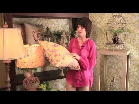 Garden Vintage - How to Shabby Chic Decorating, Lamps Plus How To ...