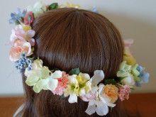 ハワイ挙式に☆ ナチュラルパステルカラーのアイテムセット♡ |Ordermade Wedding Flower Item MY FLOWER ♪ まゆこのブログ