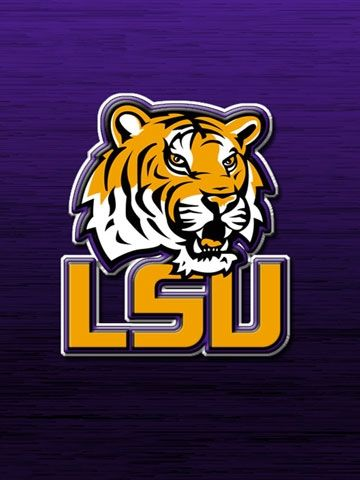 Lsu Tigers Wallpaper Iphone Blackberry Lsu Tigers Logo Lsu Tigers Football Football Wallpaper