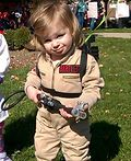 Ghostbuster - Halloween Costume Contest at Costume-Works.com #deguisementfantomeenfant
