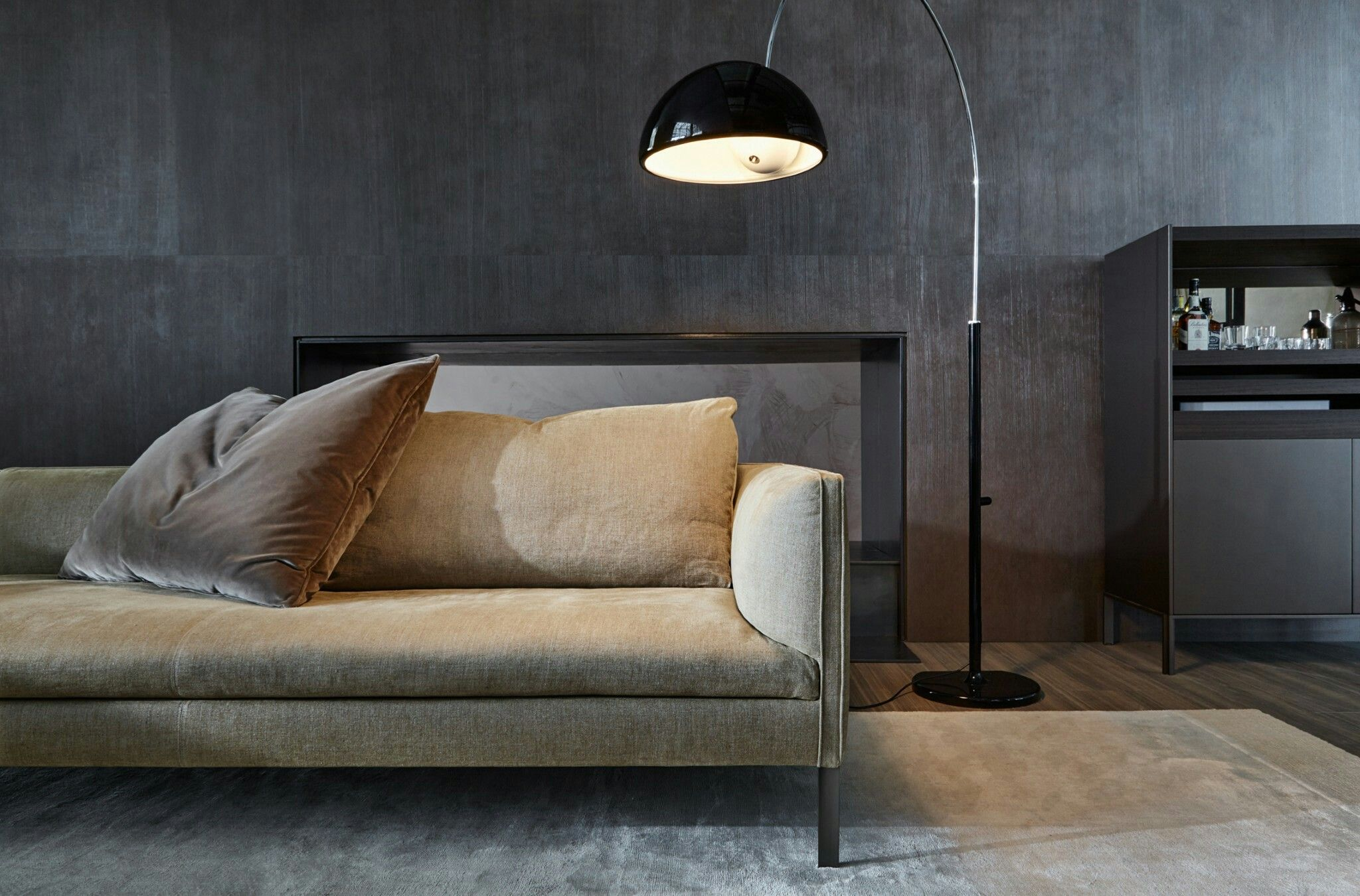 Paul sofa - Molteni - Vincent Van Duysen | FURN: Sofa | Pinterest ...