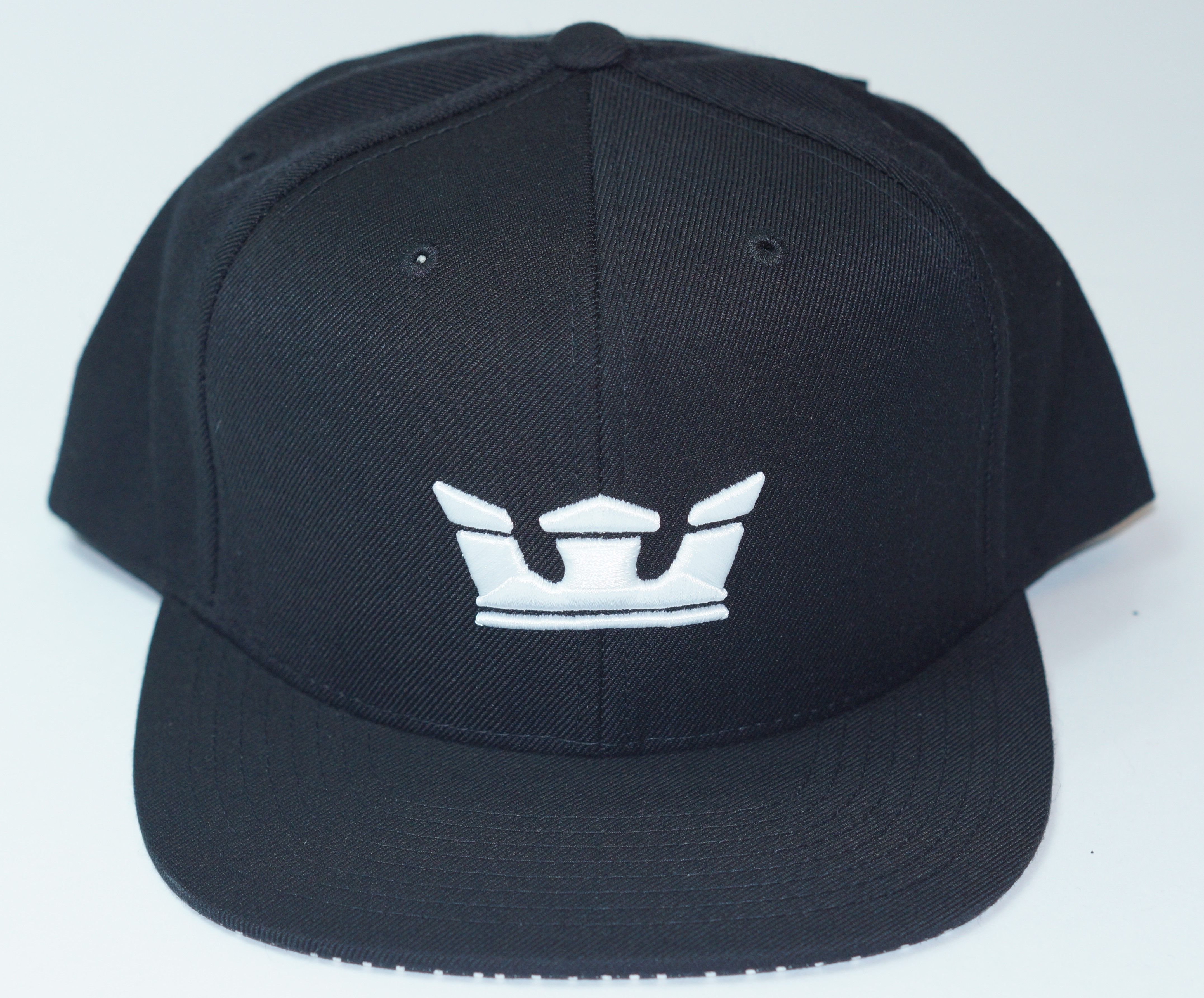 Black Icon Snapback by Supra Supra has been a leading player in the  skate action 132080f30d1