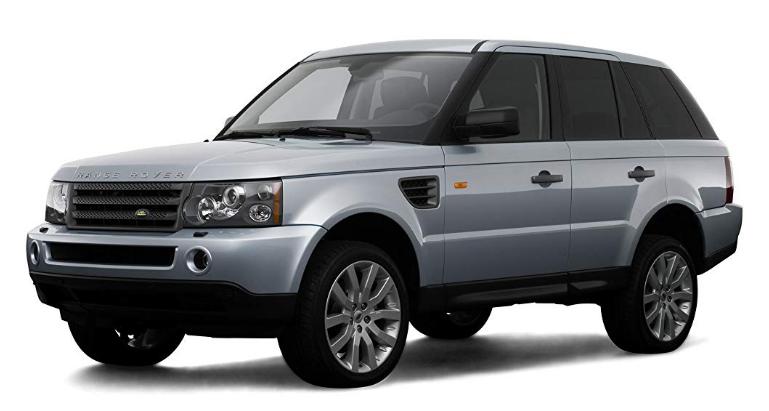 2008 Land Rover Range Rover Sport SC, 4Wheel Drive 4Door