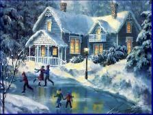 Foto Paesaggi Di Natale.Paesaggi Di Natale Paesaggi Natalizi Natale
