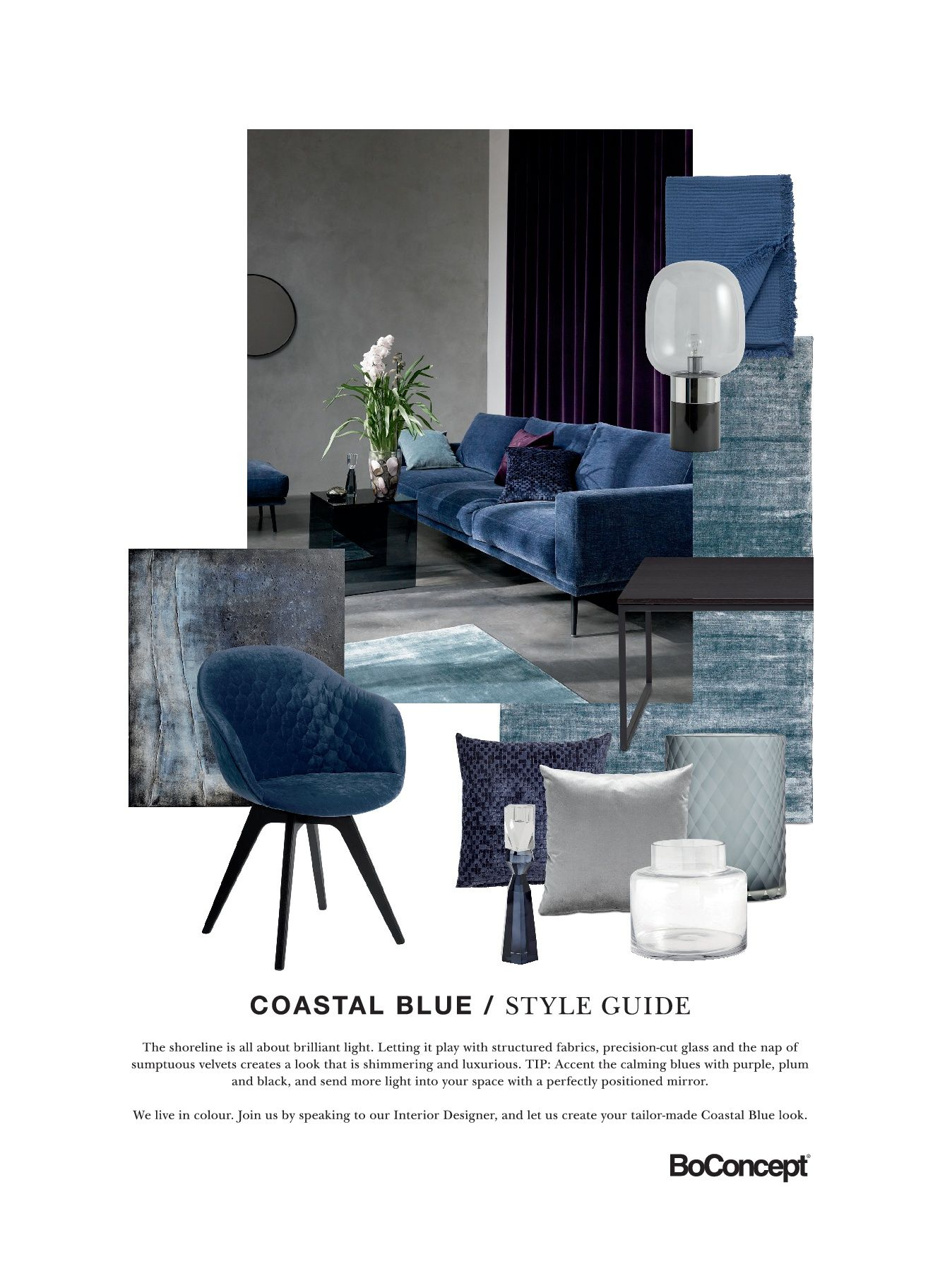 Furniture Brand Boconcept S Style Guide