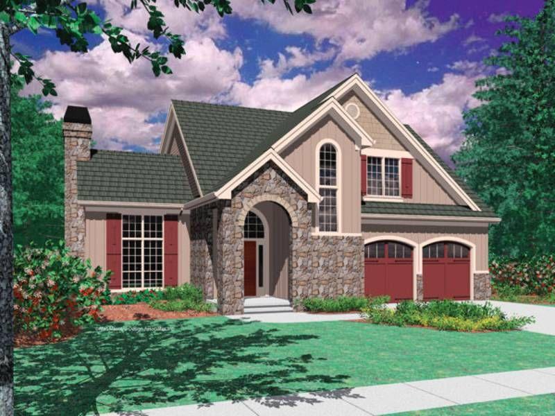House Plan 2199A -The Lathem | houseplans.co