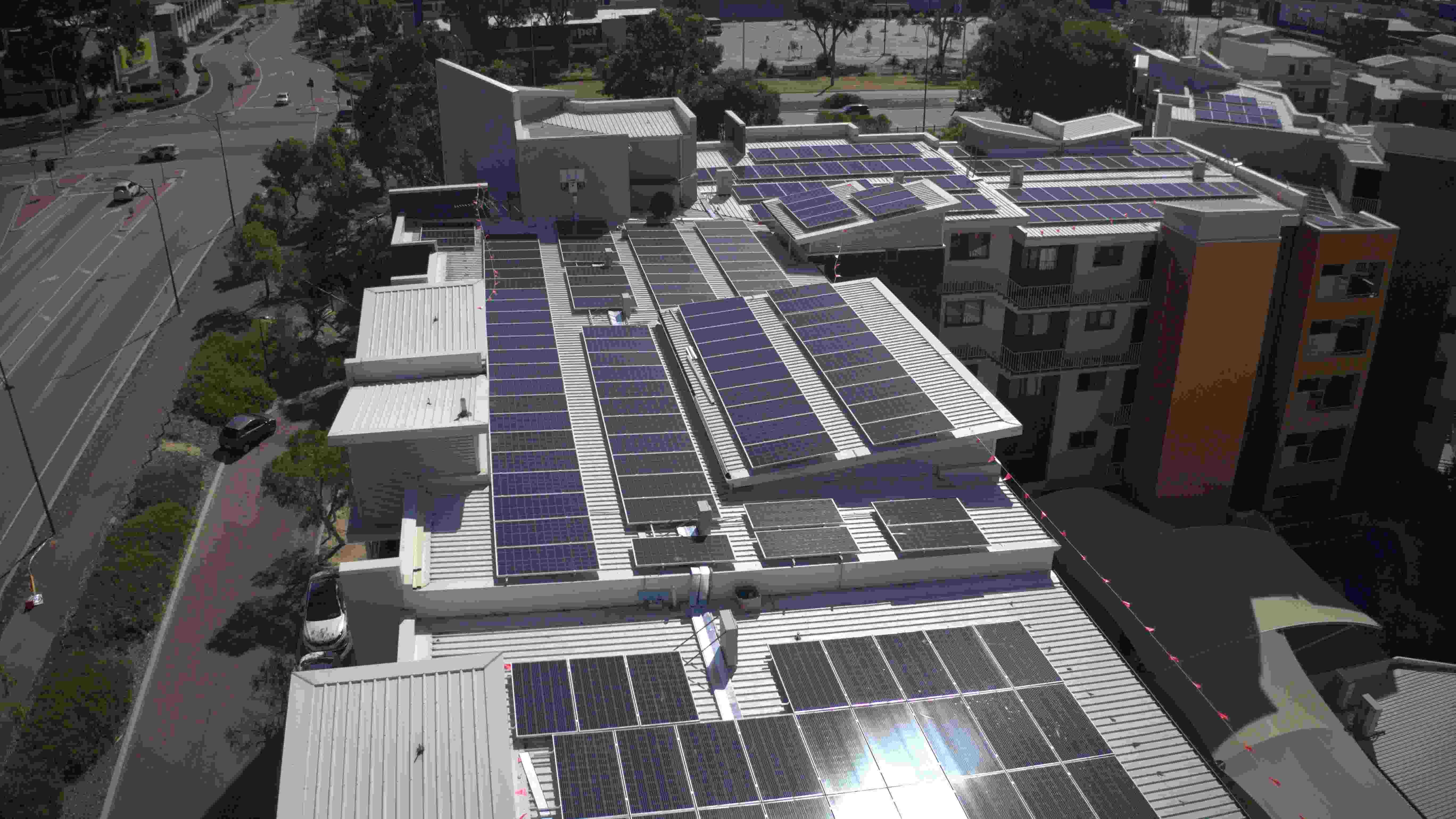 Commercial Solar Power System In Perth Australia Future Solar Wa Solar Solar Power System Solar Power Panels