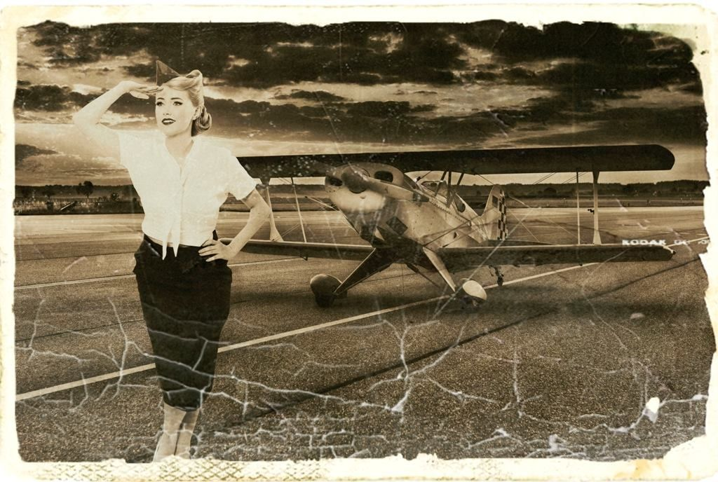 Paula Walks Pin Up Model Germany   #pinup #paulawalks #airforce #air #vintage #retro #vintagehair #pinupgirl #usa #classic #beautiful #cute #sweet #woman #lady #jewelry #accessorie #pretty #redlipstick #victoryrolls #rockabella
