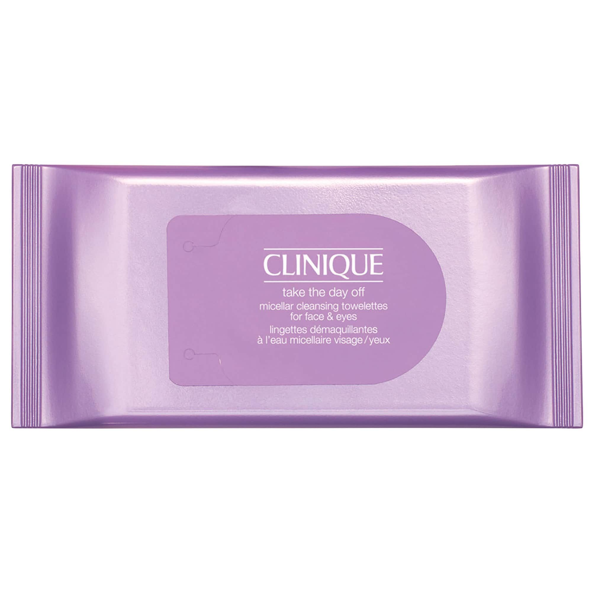 Take The Day Off Micellar Cleansing Towelettes for Face