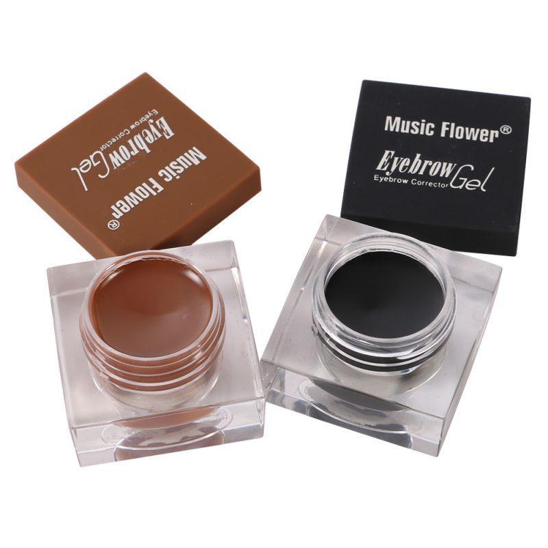 Colors Cosmetics Music Flower Eyebrow Makeup Kit Eye Brow Gel ...