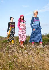 The Swedish Gudrun Sjöden is one of my favorite brands, they make ecological clothes