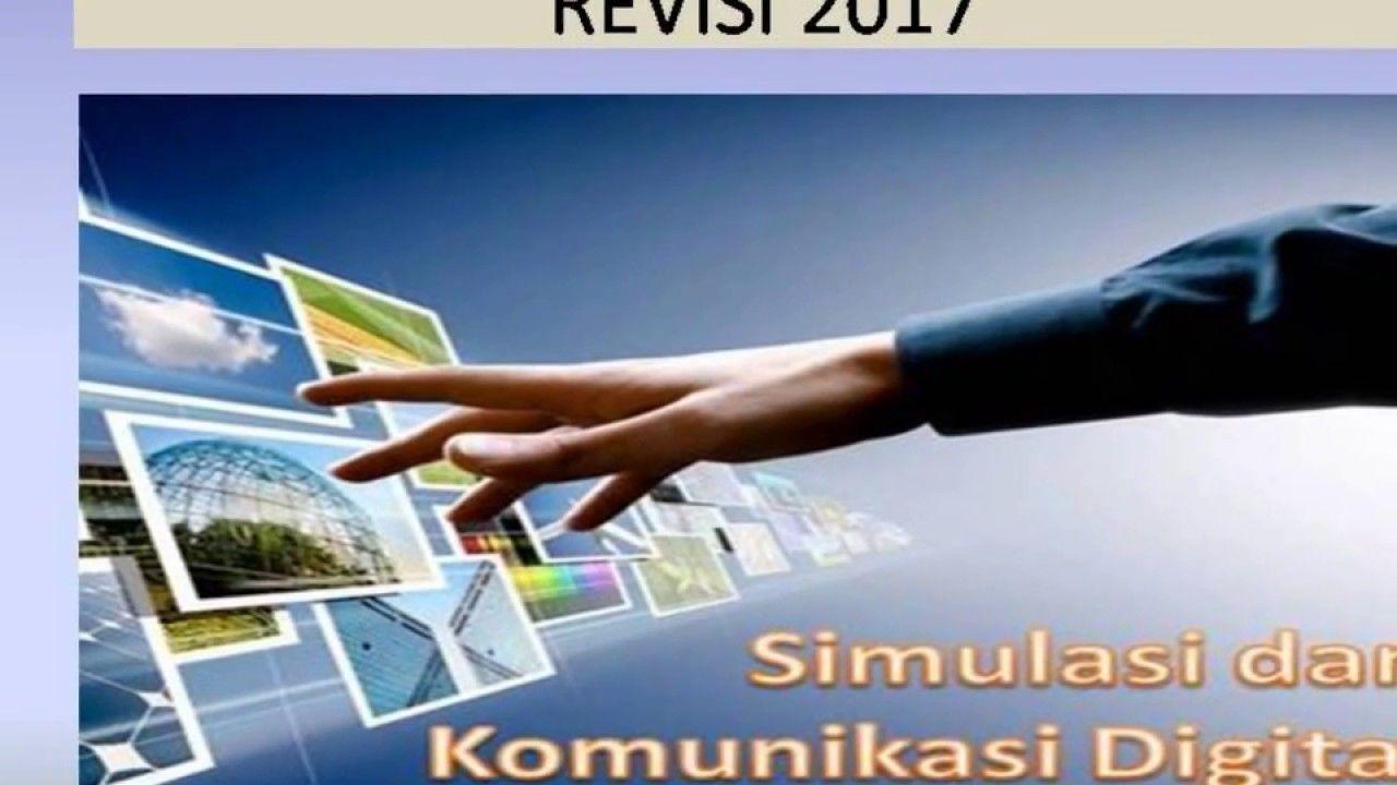 Rpp Simulasi Dan Komunikasi Digital Kurikulum