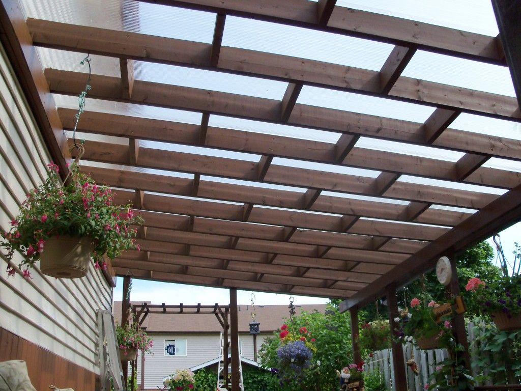 canopy patio cover system pergola