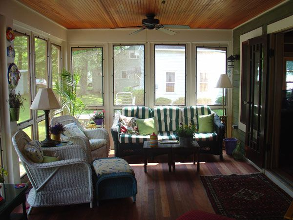 Exterior: This Site Sells All Different Designs Of Porch Panels With