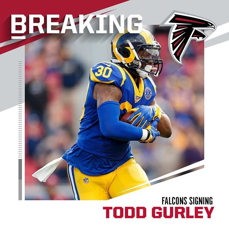 Nfl Nfl Instagram Photos And Videos In 2020 Nfl Todd Gurley Nfl Season