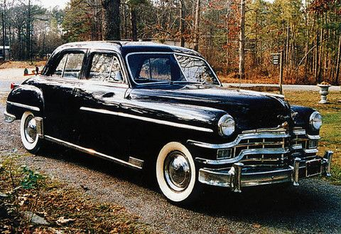 1949 Chrysler Royal Sedan With Images Chrysler Imperial
