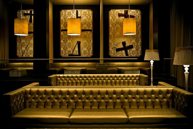 Aurum Lounge - Habachy Designs - Interior Design Déco
