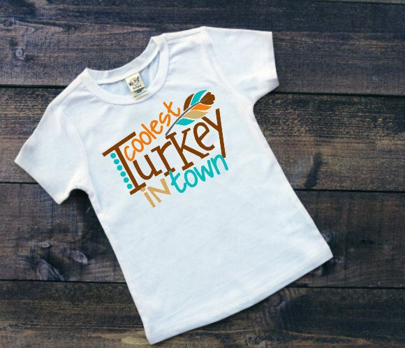 Pumpkin Turkey Fashion Tops Baby Toddler Little Boys Fall Halloween Thanksgiving Christmas Raglan Tee Shirts