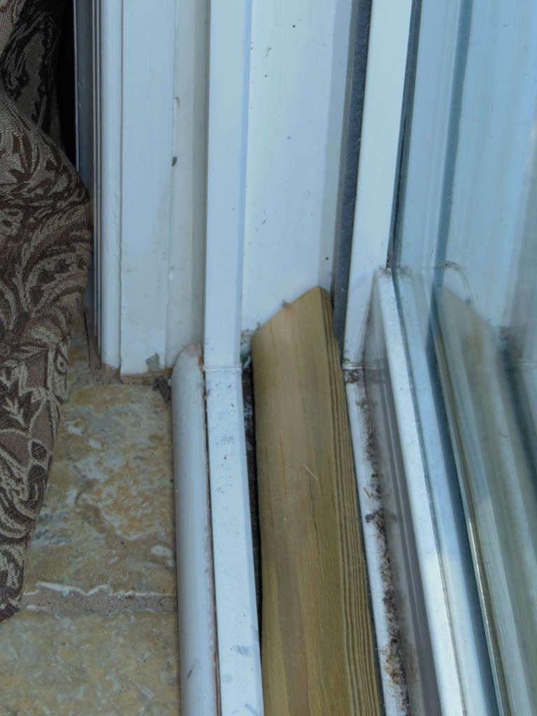 Sliding Glass Door Security Lock Bar Httpfranzdondi