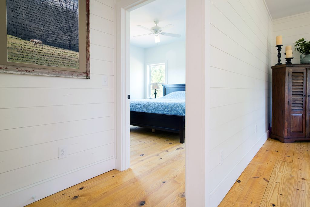 Not Shiplap: Nickel Gap, Tongue & Groove | Wainscoting and