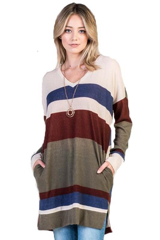 0cf9d62db73 Karen Lynn Tunic Soft Fabrics, Mom Style, Tunic Tops, Fabric Patterns,  Latest