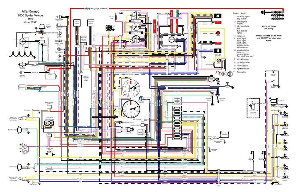 18 Alfa Romeo 156 Electrical Wiring Diagram Electrical Wiring Diagram Electrical Diagram Trailer Wiring Diagram