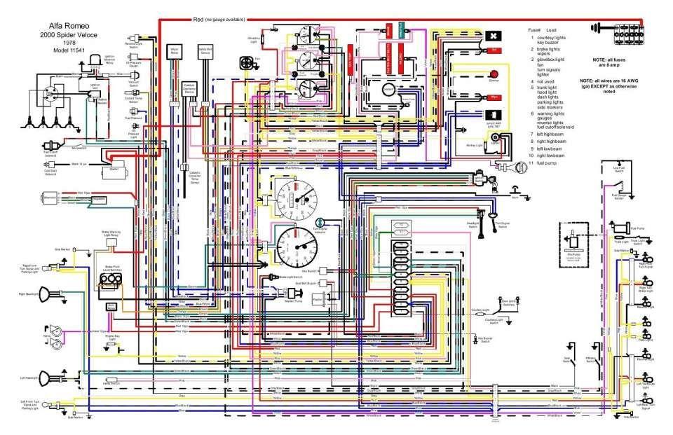 18 alfa romeo 156 electrical wiring diagram  electrical